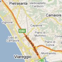 Search travel services Versilia